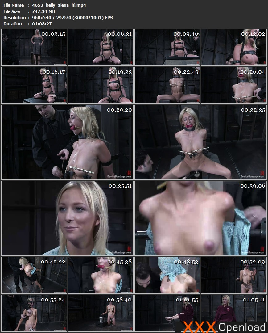 Late, kelly wells bondage