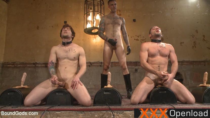 gods Slaves bound