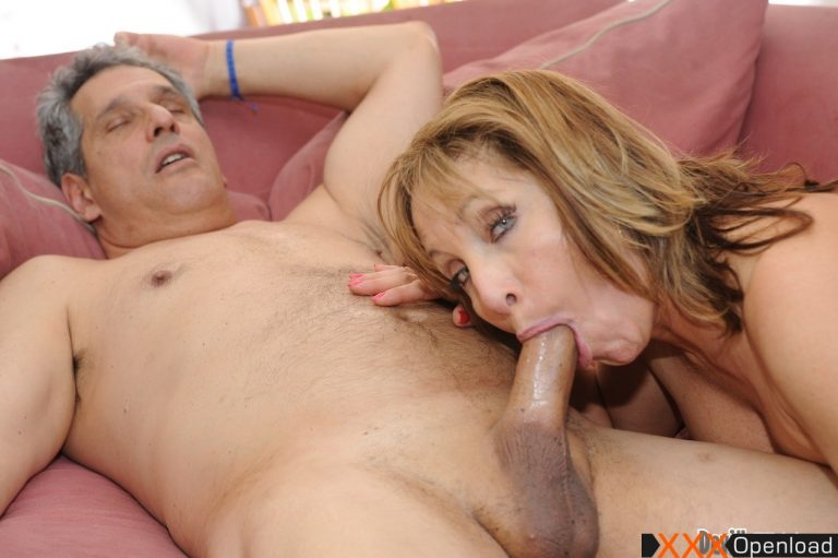 Wife double penetration husband watches