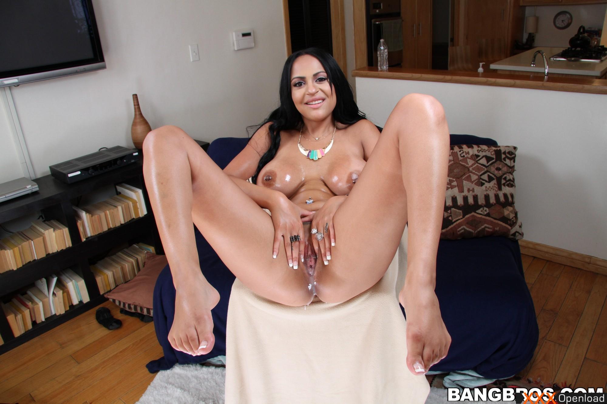 Hot big tit brunette gets a creampie big tit cream pie-26417