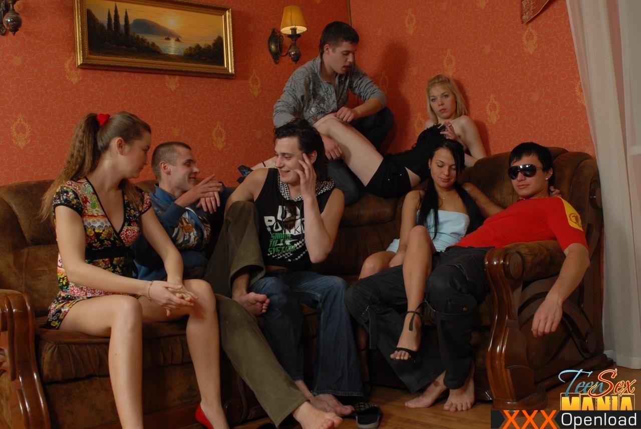 Group sex mania